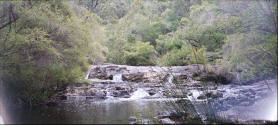 Pics of the Cascades in Western Australia.